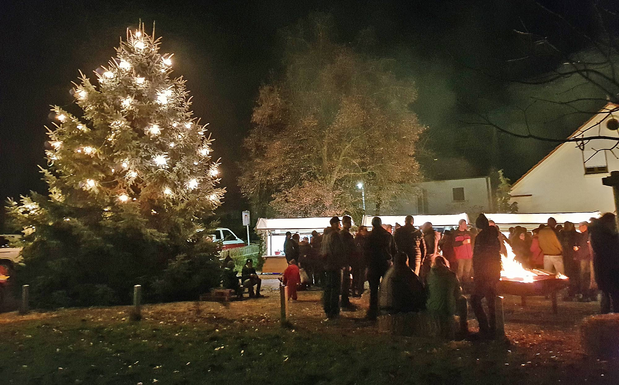 Adventsmarkt in Gottmannshofen