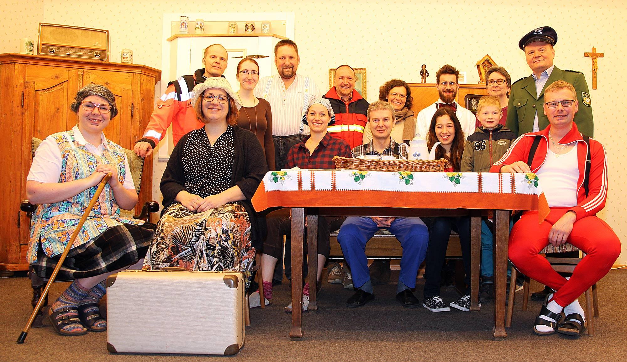 Theatergruppe Gottmannshofen 2019