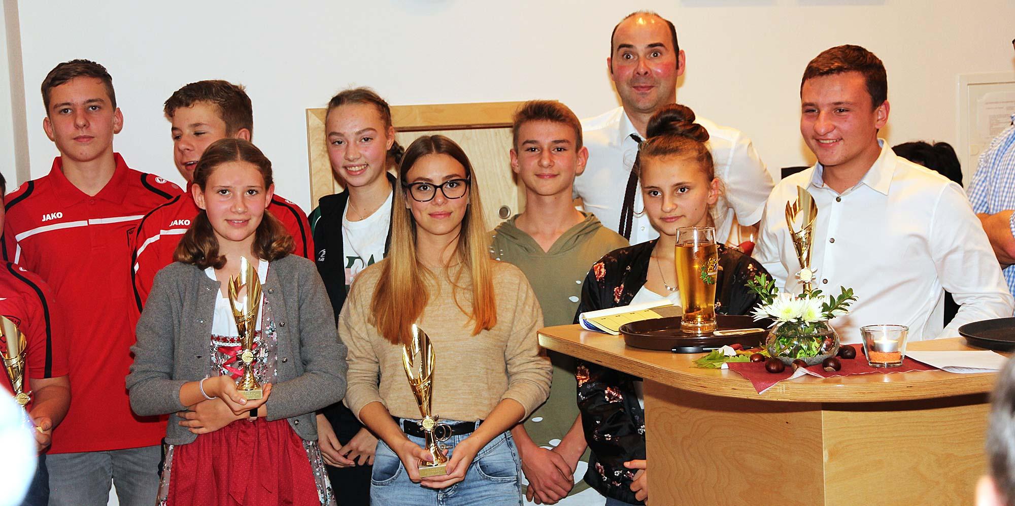Stadtmeisterschaft 2019 Schülermannschaft