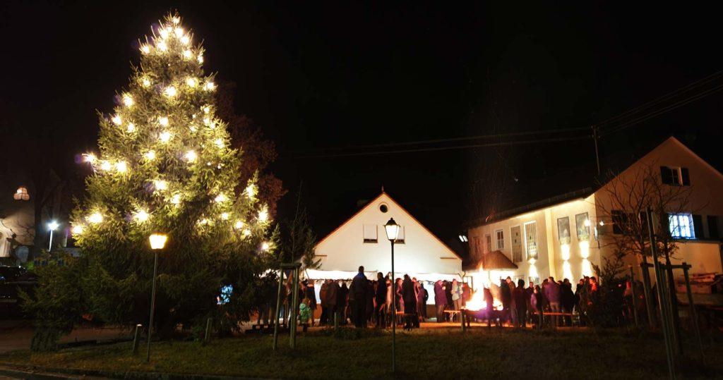 2019 Adventsmarkt in Gottmannshofen - Voller Erfolg